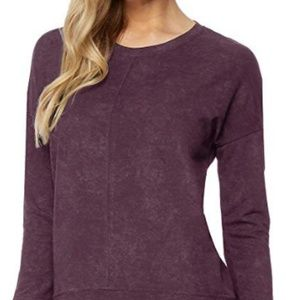 32 DEGREES Ladies' Crew Neck Stretch Comfort Light